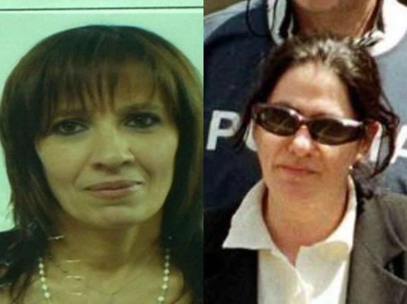Maria Scuderi, 51 anni,  e Concetta Scalisi 60, due delle «regine» di Catania