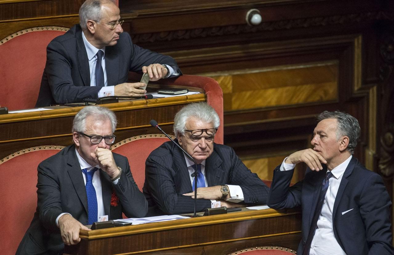 Unioni civili il ddl al senato la discussione in aula for Discussione al senato oggi
