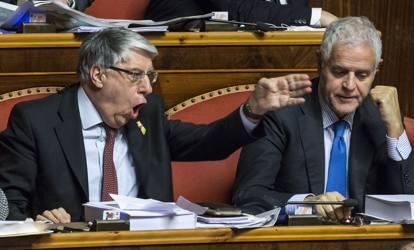 Unioni civili superato il primo voto no al testo blocca for Discussione al senato oggi