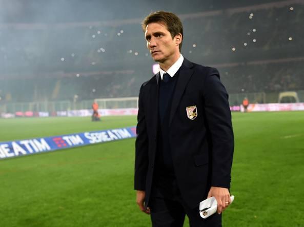 Guillermo Barros Schelotto: � durata meno di un mese la sua avventura a Palermo (Getty)