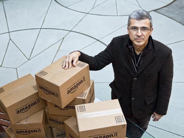 L'annuncio di Amazon della nomina di Diego Piacentini