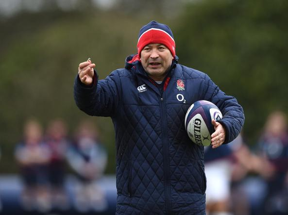 Eddie Jones (LaPresse)