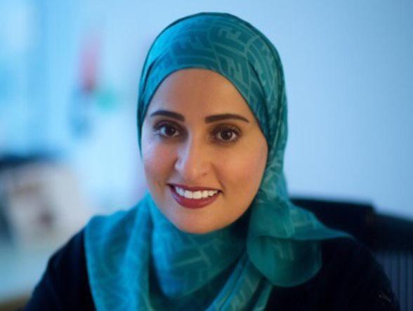Ohood Al Roumi, ministra della felicità