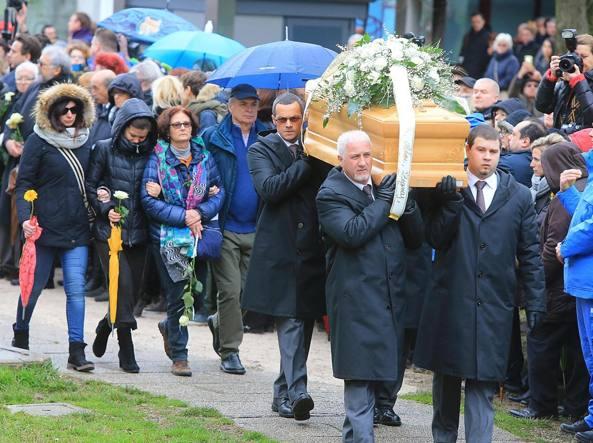 I funerali di Giulio Regeni (Ansa)