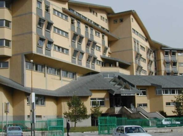 L'istituto alberghiero Marchitelli di Roccaraso (da internet)