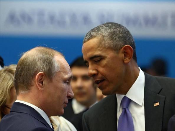 Obama chiede a Putin più collaborazione sulla crisi siriana