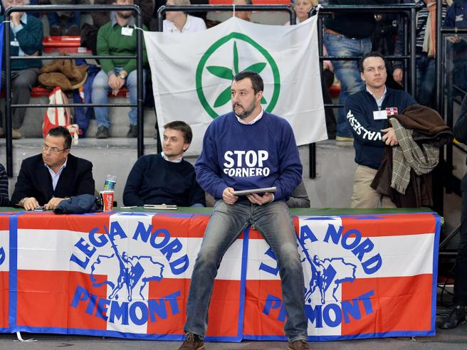 Salvini difende «il fratello» Rixi:«Magistratura italiana schifezza»