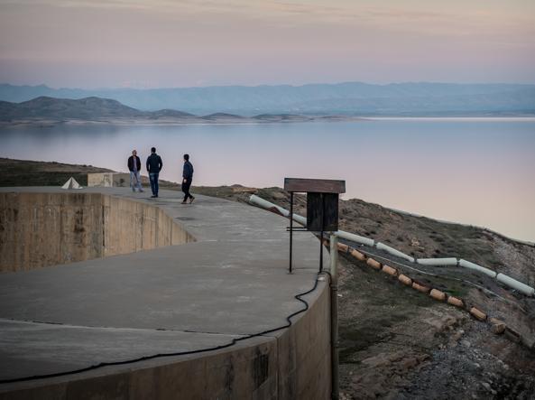 La diga di Mosul (Alessandro Rota)