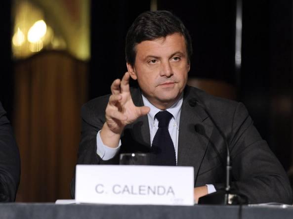 Il viceministro allo Sviluppo economico, Carlo Calenda