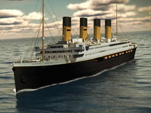 Titanic II (Blue Star Line)