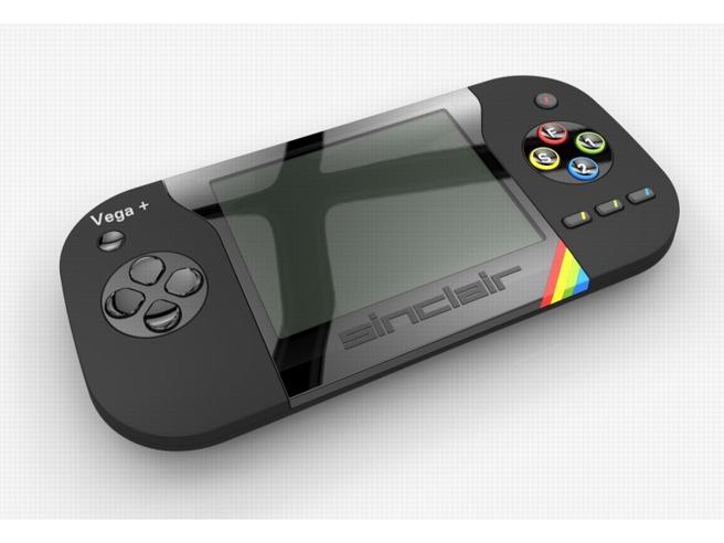 Torna lo ZX Spectrum (più o meno) Vega+ è una versione portatile