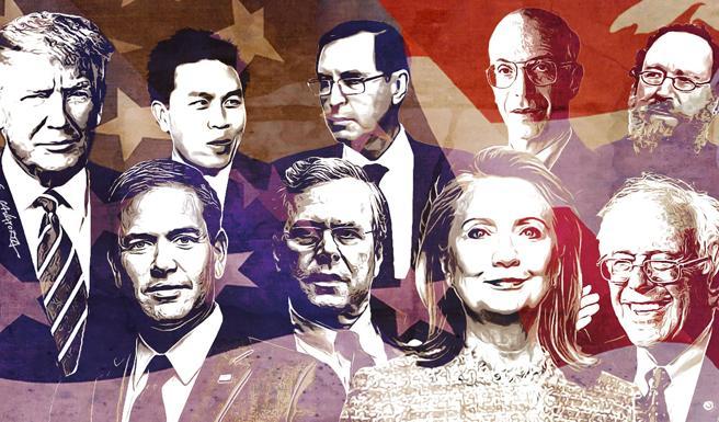 Elezioni Usa, ecco chi sussurraconsigli economici ai candidati
