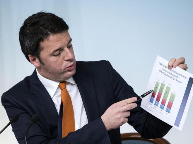 Il «veto» di Renzi a Berlino e la partita sulle banche