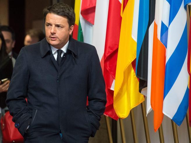 Ue, Renzi: «Passi avanti su migrantiQualche passo indietro sulla Brexit»