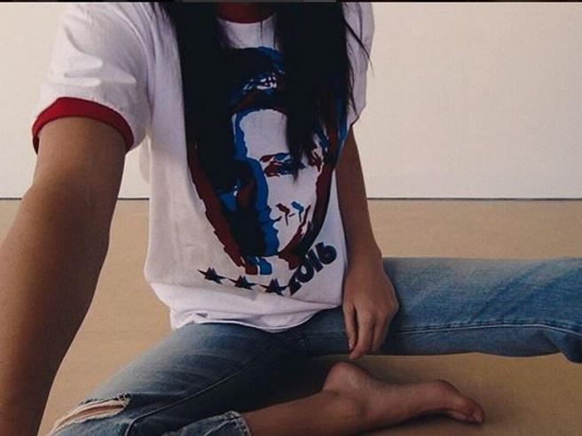 Kendall Jenner per Hillary Clinton:  un endorsement da 49 milioni follower