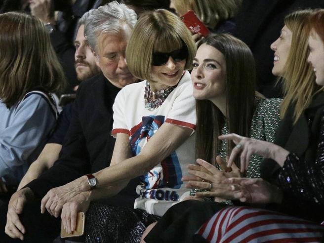 Anna Wintour e Marc Jacobs: la moda si schiera con Hillary Clinton