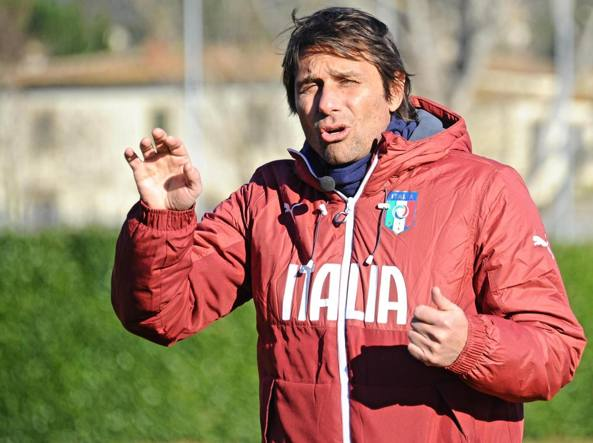 Il c.t. della Nazionale Antonio Conte è imputato a Cremona (Ansa)