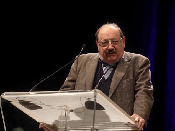 Lo scrittore Umberto Eco (Fotogramma/Grosso)
