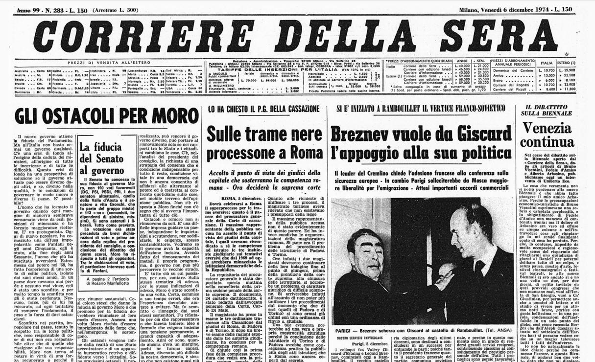 Morto umberto eco mezzo secolo dello scrittore sul for Corriere della sera arredamento