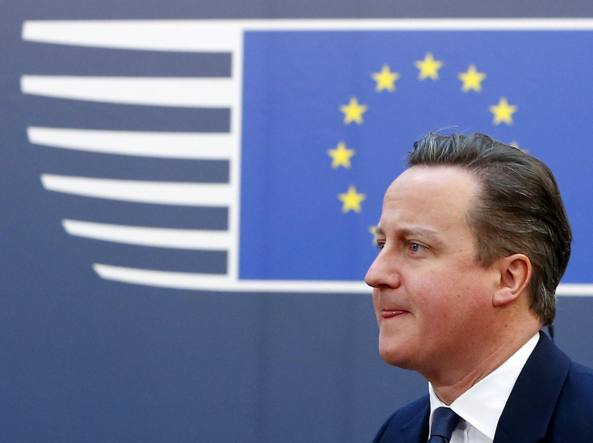 Il premier David Cameron (Reuters)