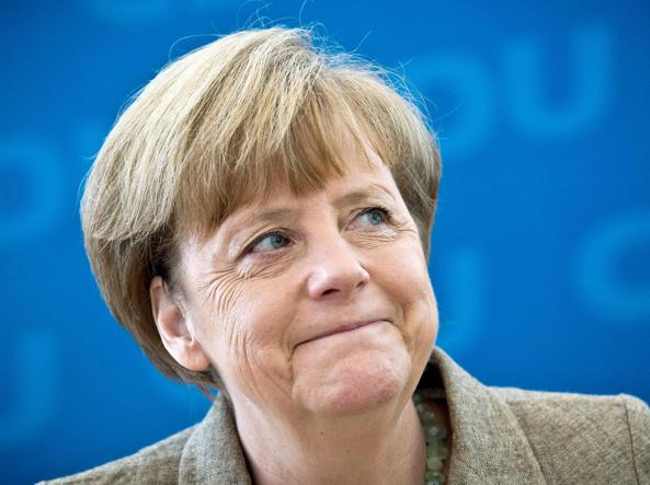 Angela Merkel, 61 anni