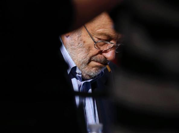 Umberto Eco (Foto Afp/F. Guillot)