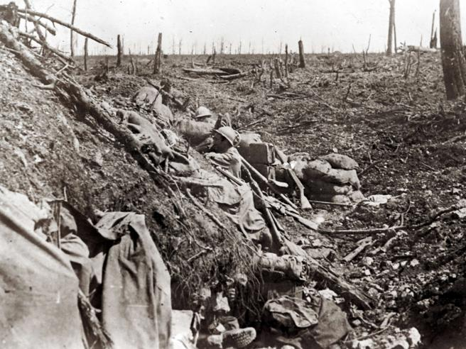 «Ils ne passeront pas»: i  100 anni dalla battaglia di Verdun  Foto