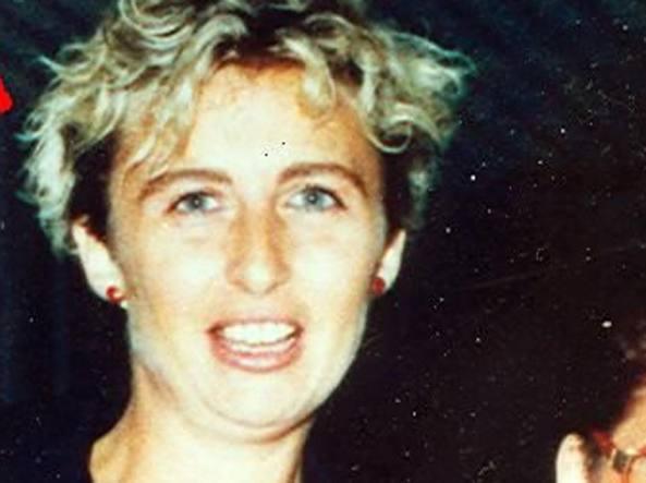 Teresa Bottega in una foto d'archivio