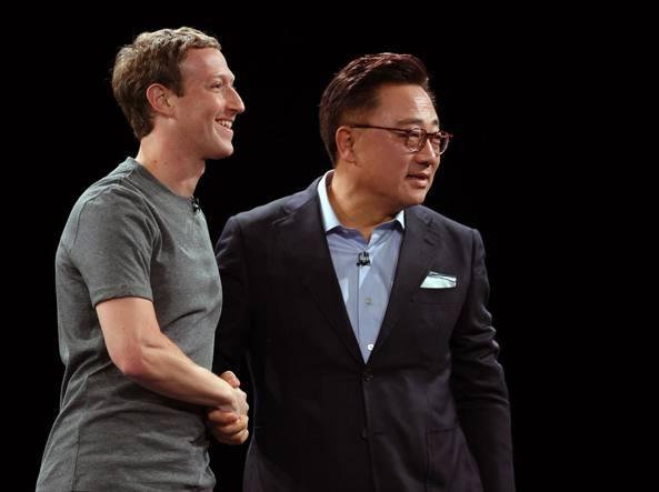 Zuckerberg con Dongjin Koh (Reuters)