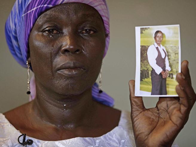 """Le donne sfuggite a Boko Haramsono maledette, e i figli """"iene"""""""