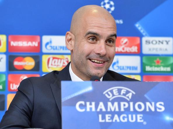 Pep Guardiola (Ansa)
