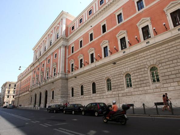 La sede del Ministero della Difesa