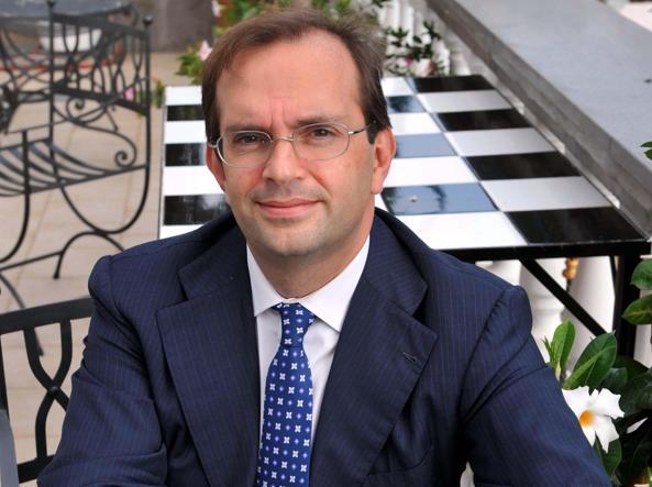 Aurelio Regina, candidato del Lazio a Confindustria