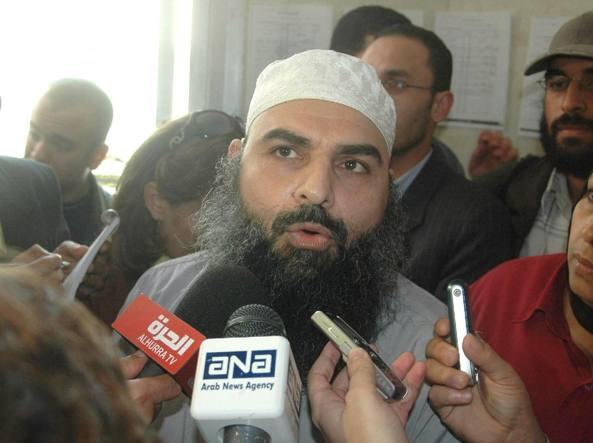 Abu Omar nel 2007 (Ansa)