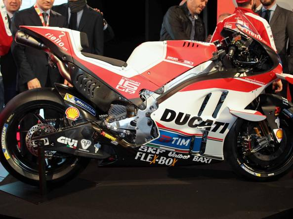 La Ducati Desmo16 Gp (Italy Photo Press/Guidetti)