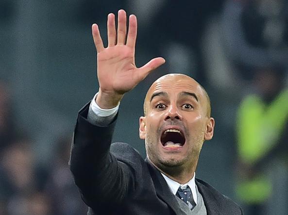 Pep Guardiola (Afp)