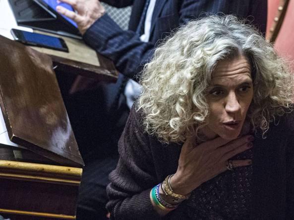 La senatrice Cirinnà, prima firmataria del ddl (LaPresse)