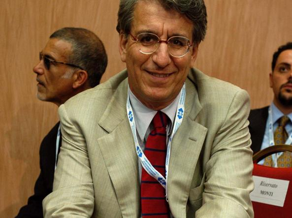 Luigi Manconi, senatore Pd (Imagoeconomica)