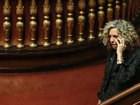 La senatrice del Pd, Monica Cirinnà (Ansa)