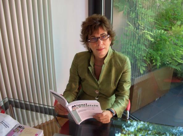 Il giudice Laura Larea