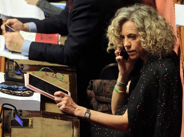 Monica Cirinn�, prima firmataria del ddl (LaPresse)