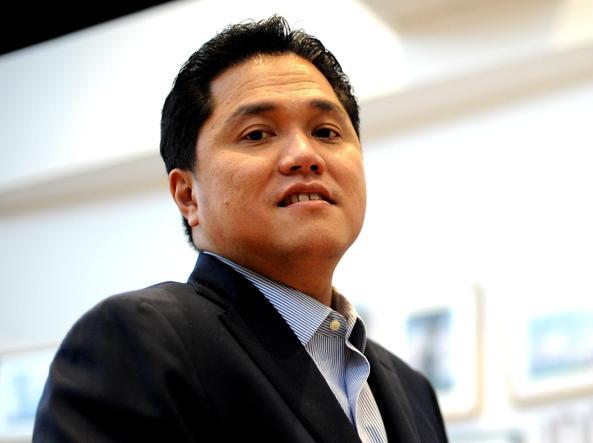 Erick Thohir (Ansa/Mascolo)