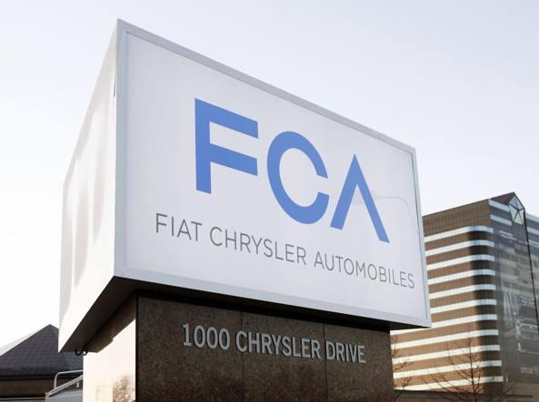 Il quartier generale di Fiat Chrysler Automobiles  negli Usa, ad Auburn Hills