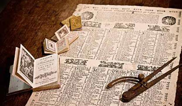 SpelloL'almanacco senza un padre scritto da medici e astrologi
