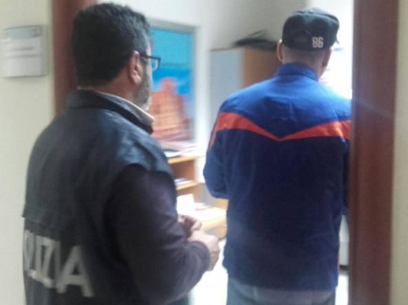 Gli arresti eseguiti dalla polizia di Taranto