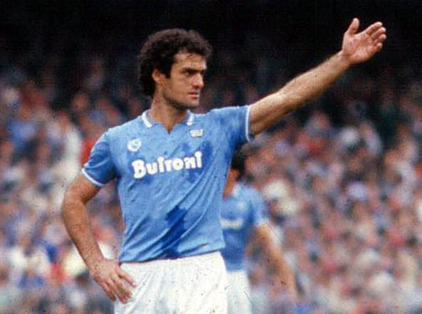 Giuseppe Bruscolotti, in azione negli anni '80