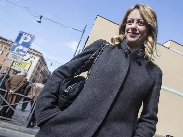Giorgia Meloni (Jpeg)
