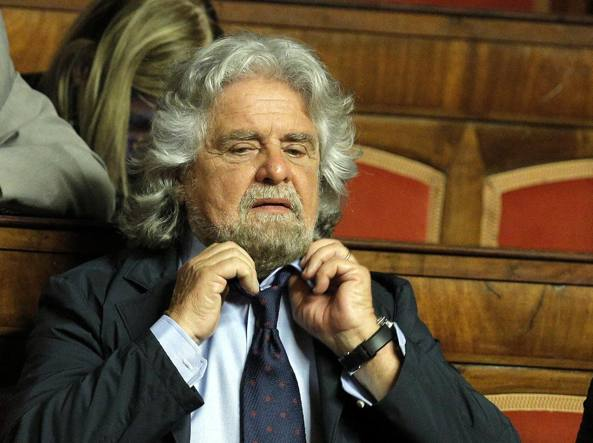 Grillo:vite 'low cost'.Idea mi spaventa