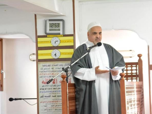 L'imam Kamel Layachi