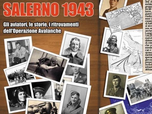 La copertina del libro pubblicato da «Salerno 1943»